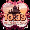 清真寺数字时钟 icon