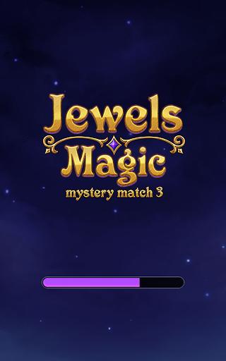 PC u7528 Jewels Magic: Mystery Match3 1