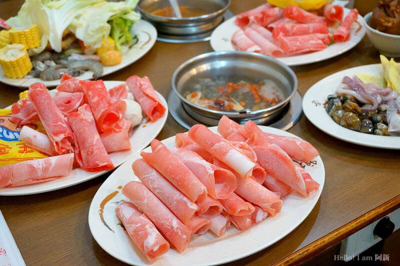 自由小火鍋,台中東區吃到飽-5