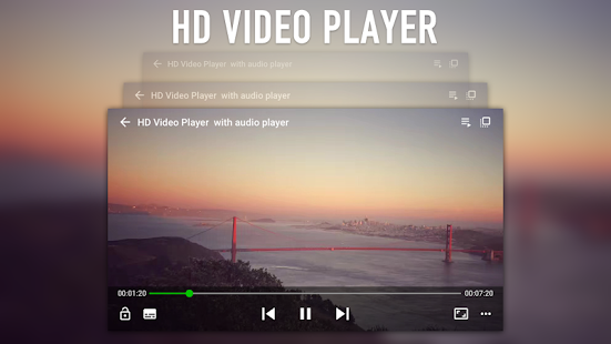 Video Player All Format - náhled