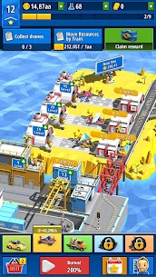 Idle Inventor – Factory Tycoon MOD APK [Unlimited Money] 2