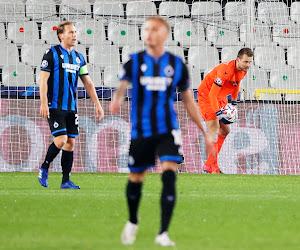 """Simon Mignolet est lucide: """"Après le 0-3, ils n'ont plus pris le moindre risque"""""""