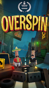 Overspin: Night Run – 3D double runner 2