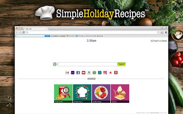 SimpleHolidayRecipes