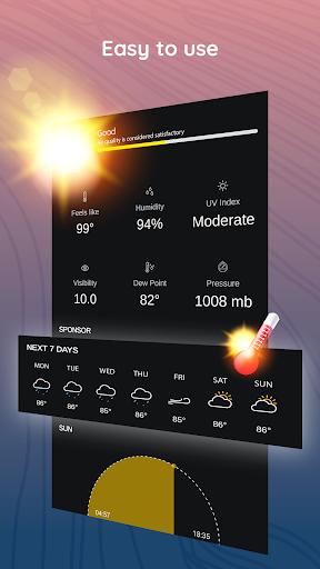 Weather Live 1.39.4 screenshots 2