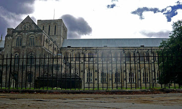 Photo: Kathedrale in Winchester