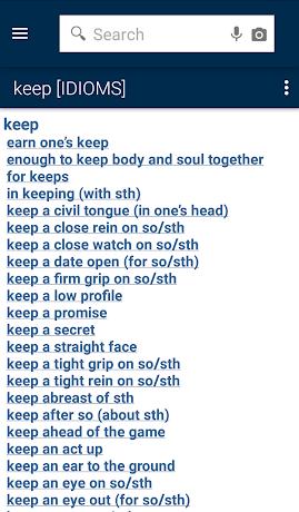 American Idioms Dictionary 7.1.199 Full APK