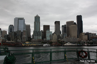 Photo: (Year 2) Day 339 -  The Seattle Skyline