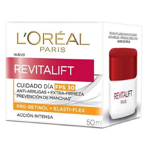 Crema Facial L'Oreal Revitalift FPS 30 50ml