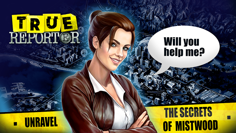 True Reporter: hidden object game Cheat APK MOD Download 1.1.51