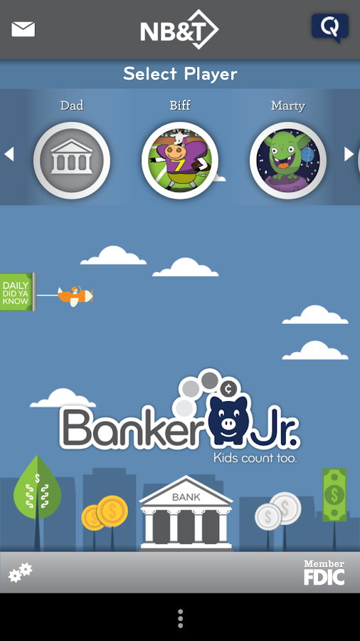 NB&T Banker Jr. - screenshot