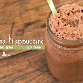 Healthy Mocha Frappuccino (vegan, gluten free, soy free) - Starbucks Copycat