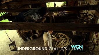 Underground: Wanted