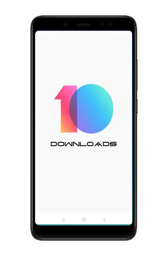 MIUI 10 DOWNLOADS 2.1.2 screenshots 1