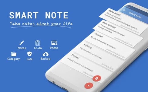 Smart Note – Notes, Notepad, Free, One sticky note v3.5.2 [Premium] 1