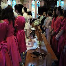 Wedding photographer Nopakiat Huangtong (Remind). Photo of 01.10.2018