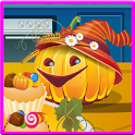 Candy bar cupcakes icon