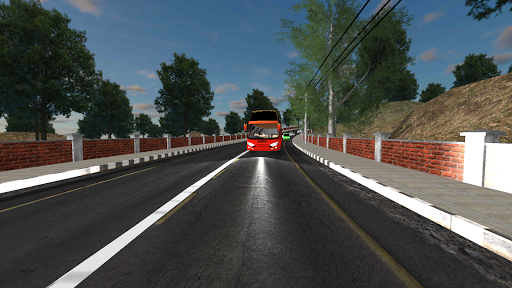 IDBS Thailand Bus Simulator 1.1 screenshots 1