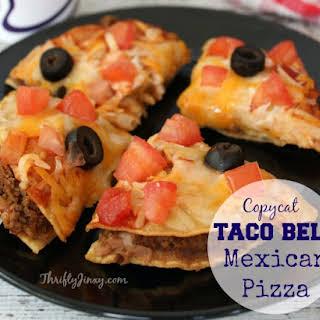 Copycat Taco Bell Mexican Pizza Recipe – Copycat Secrets!.