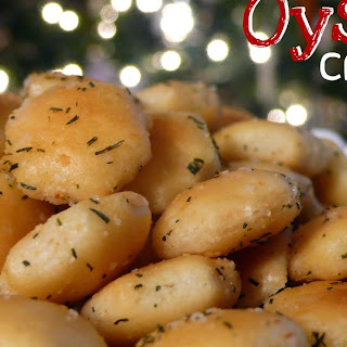 Dill Oyster Crackers.