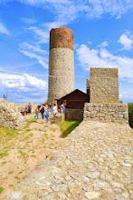 Photo: W latach 1655–1657 został doszczętnie zniszczony najpierw przez Szwedów, a następnie przez szturm oddziałów Rakoczego