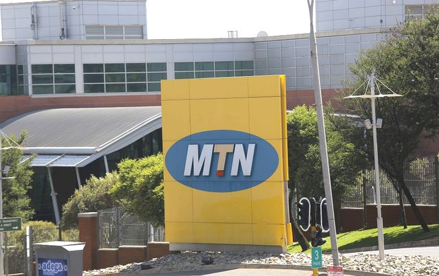 MTN's head office in Johannesburg.
