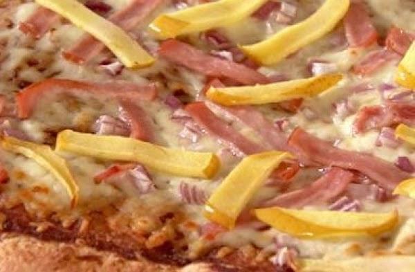 Smokey Apple Butter Onion Pizza Recipe