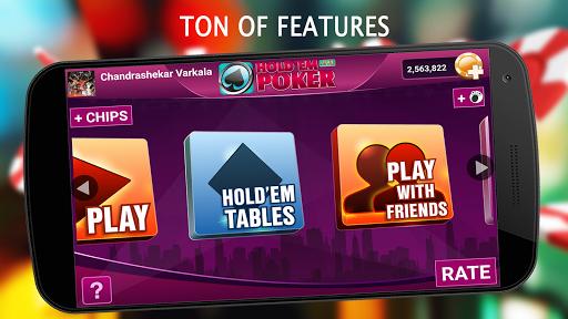Texas HoldEm Poker FREE - Live 14.6 Mod screenshots 3