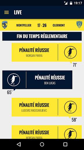 ASM Rugby Officiel