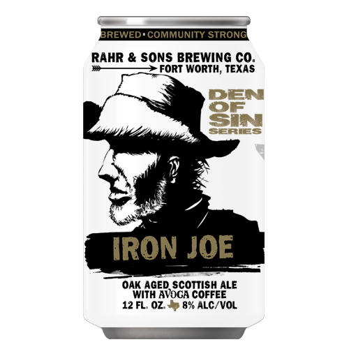 Logo of Rahr & Sons Iron Joe