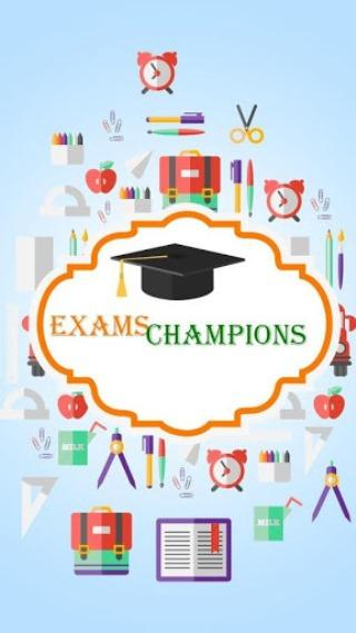 Exams Champions- screenshot