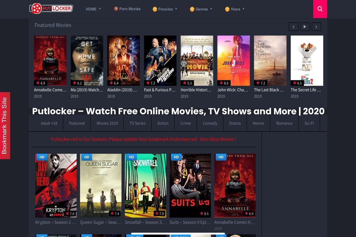 Putlocker – Watch Free Online Movies, TV Shows and More | 2020