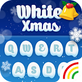 Christmas Theme - White Christmas Theme Keyboard Android APK Download Free By Powerful Phone