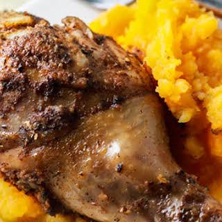 Jamaican Jerk Chicken Drumsticks.