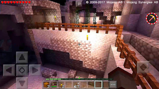 Simple 3: Forbidden Cave MCPE Map