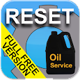 Vehicle Service Reset Oil
