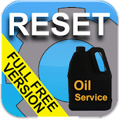 Vehicle Service Reset Oil