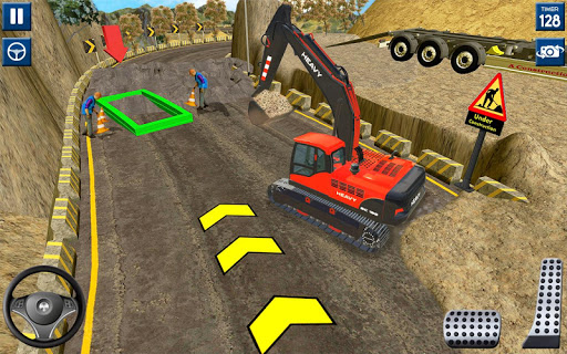 Heavy Excavator Simulator 2020: 3D Excavator Games filehippodl screenshot 4