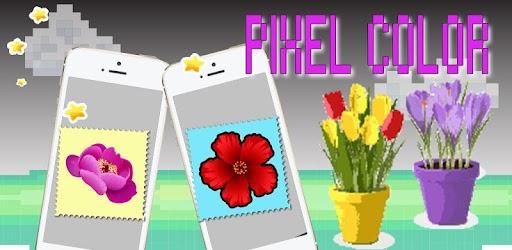 Numarasına Göre çiçek Rengi çiçeği Boyama Sayfası Indir Pc