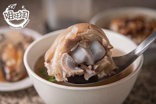 金瓜米粉、土豆豬腳(陳)