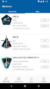 SpaceXNow – A SpaceX fan app 1.0.3 (MOD + APK) Download 2