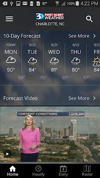 WBTV First Alert Weather