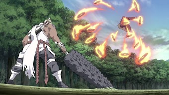 Contact! Naruto vs. Itachi