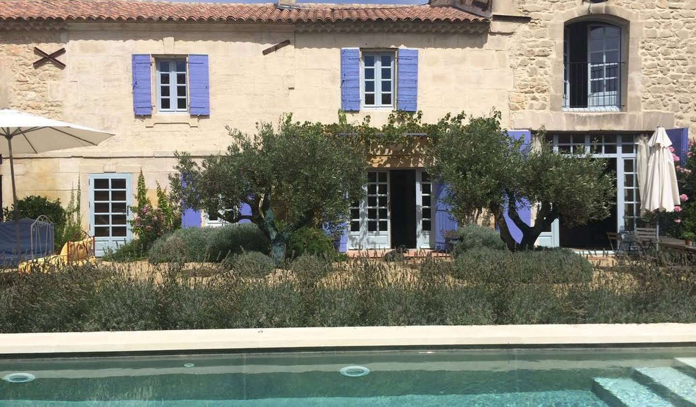 Villa avec piscine et jardin Maussane-les-Alpilles