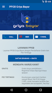 Loket PPOB Griya Bayar - náhled