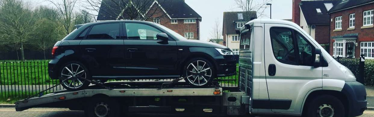 Prestige Vehicle Moves In Milton Keynes