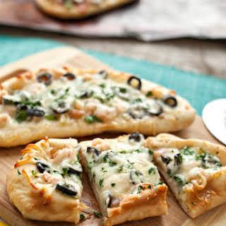 Shrimp White Pizza Recipes.