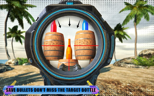 Real Bottle Shooting 1.0.7 screenshots 1