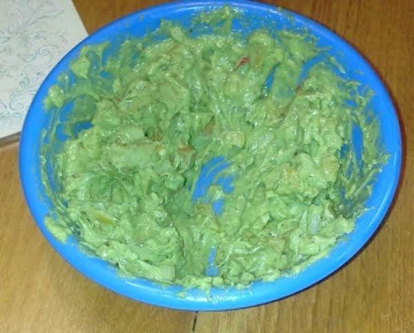 Chunky 'n Spicy Guacamole Recipe