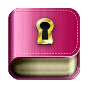 Diary with lock password